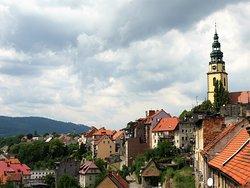 Bystrzyca Klodzka Town Tourist Route