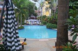 Quite a good resort in the main Candolim area
