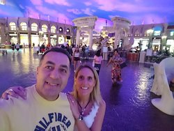 Caesar palace shoping