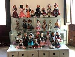 muñecas nancys regionales