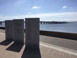 The Tay Bridge Disaster Memorial