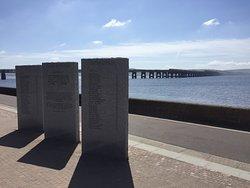 The Tay Bridge Disaster Memorial