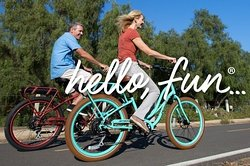 Pedego Electric Bikes Avila Beach