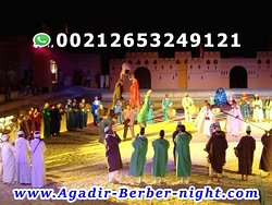 Agadir Berber Night