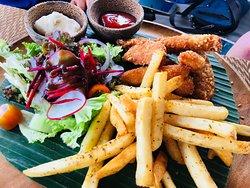 Best Food, Best seaview, Best guys