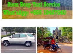 Siem Reap Taxi Service