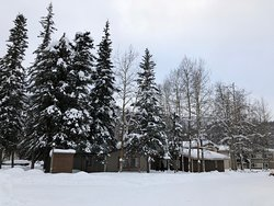 Comfortable winter stay