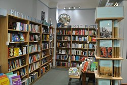 We have a huge range of titles, with more arriving all the time & we can order books quickly too