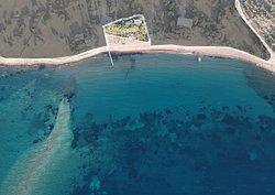 Assos Batık Iskele Beach