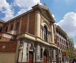 Parroquia Jesus de Medinaceli