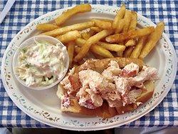 Cap't Cass Rock Harbor Seafood