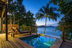 The Beach House Villa Plunge Pool
