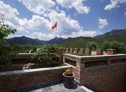 Brickyard Retreat at Mutianyu Great Wall