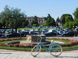 Corfu Port Bicycles
