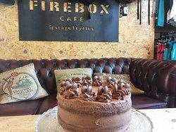 The Firebox Cafe
