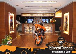 Bikers Corner Restaurant & Cafe