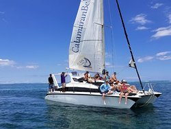 Catamaran Belize