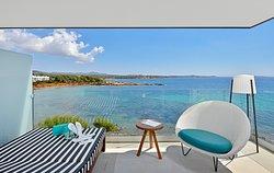 XTRA RELAX BEACH HOUSE ROOM SEA VIEW ( B2V) (B2T)