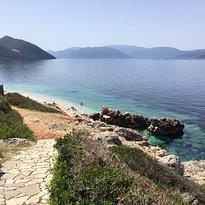 Aspros Gialos Beach