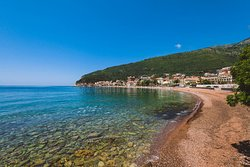 Petrovac Beach