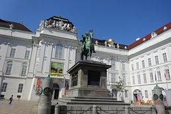 ヨーゼフ二世の騎馬像