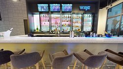 WXYZ Bar serving amazing drinks with Happy hour specials every day