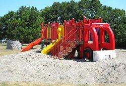 Firetruck playground!
