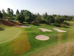 Great for a short stay or you are a golfer