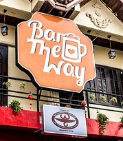 Bar The Way