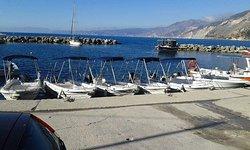 Motor Boat Rentals Exploring Center