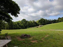 Peaceful camping near Boone!