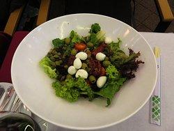 Salada de Mozzarela