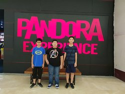 Pandora Experience Escape Adventure
