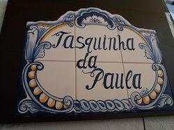 Tasquinha da Paula