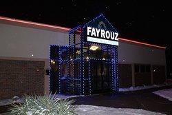 Fayrouz Restaurant and Banquet