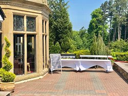 BBQ at Northop Hall Country House Hotel & Chequers Restaurant