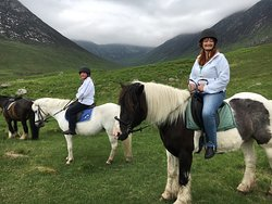 North Sannox Pony Trekking