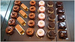 Just a few of our sweet delights. Looking nice from above, perfect from within.