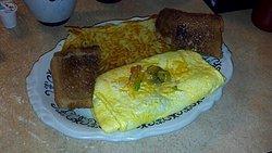 Breakfast is always great @ Darcy's!