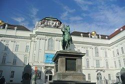 ヨーゼフ二世の銅像