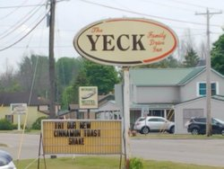 Yeck Family Drive-In Restaurant