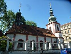 Holy Trinity Church in Podskalí