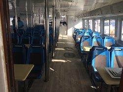 cubierta interior catamaran mundo marino gandia