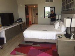 New Hotel, Contemporary Design, Friendly Staff