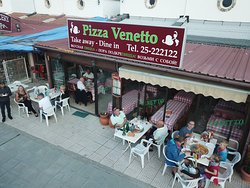 Pizza Venetto