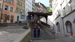 Escaliers du Marche