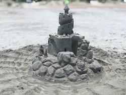 Seaside Sand Castles