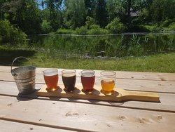 ‪Lake on the Mountain Brewing Company‬