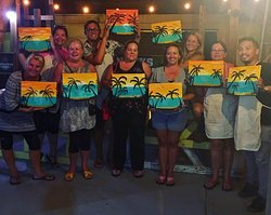 Paint & Party with Ms. Sue
