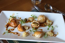 Orkney Hand dived scallops